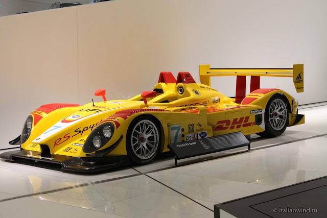 Porsche RS Spyder, 2008 г.