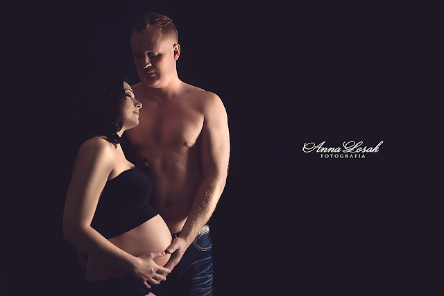 Sesja ciążowa - Kielce