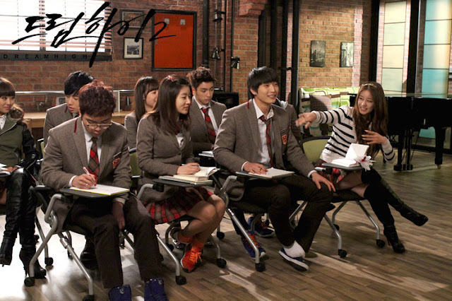 "Foto-Foto T-ara Jiyeon's  ""Dream High 2"" part 2"