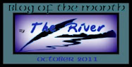 The River Newspaper ~ Blog of The Month