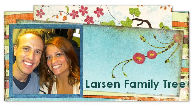 Larsen Family Tree