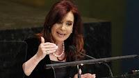 CFK: Mi país no es un cuadro de fútbol