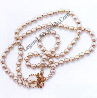 Haskell Pearl Necklace