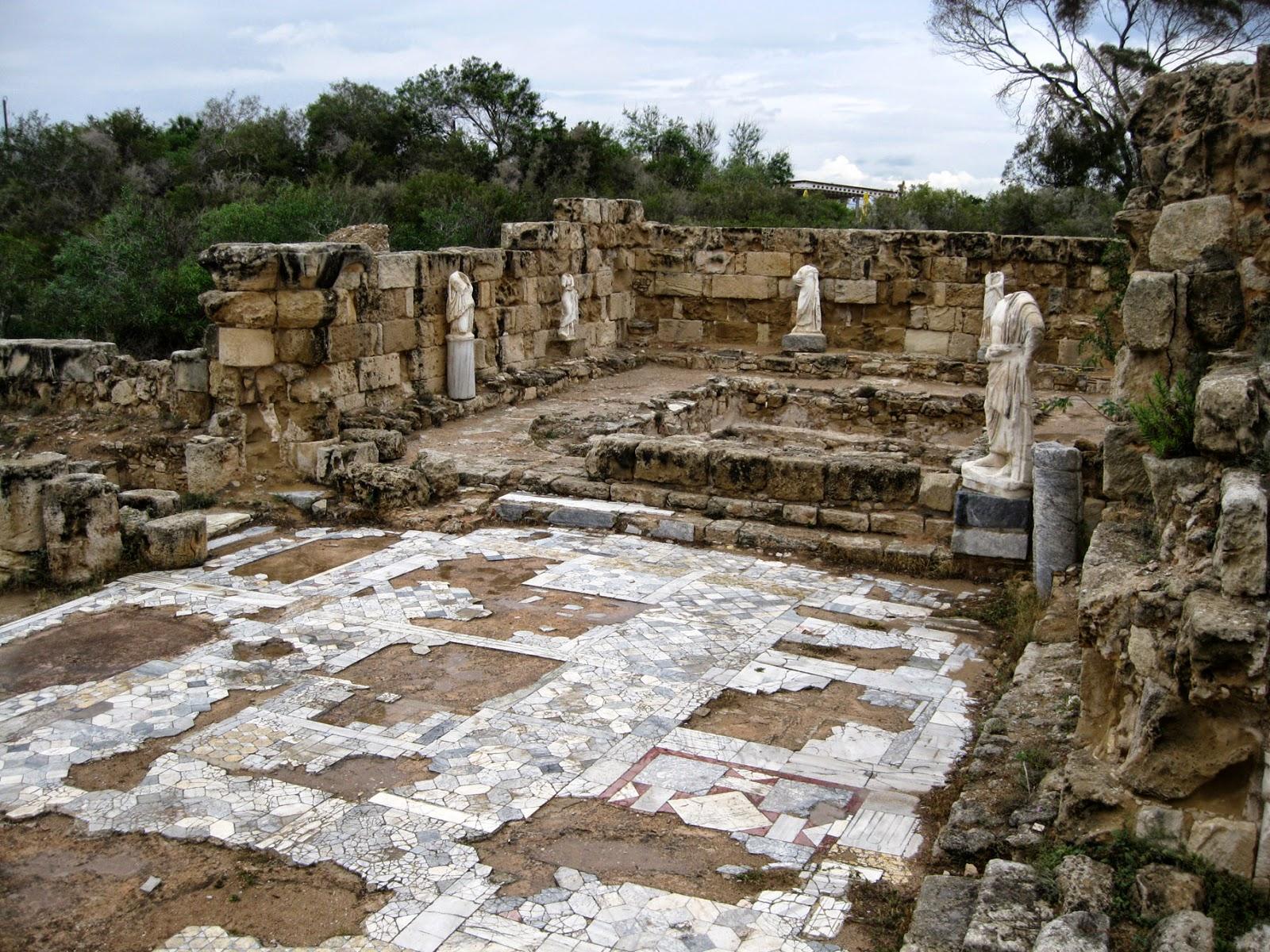 República Turca de Chipre - Salamis