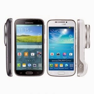 Perbedaan Samsung Galaxy K Zoom - Samsung Galaxy S4