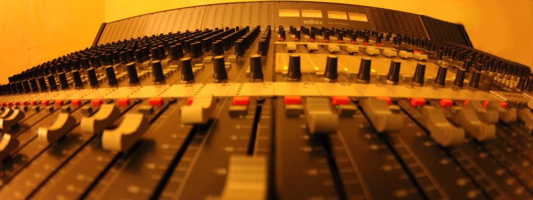 Devis gratuit en ligne séance d'enregistrement studio