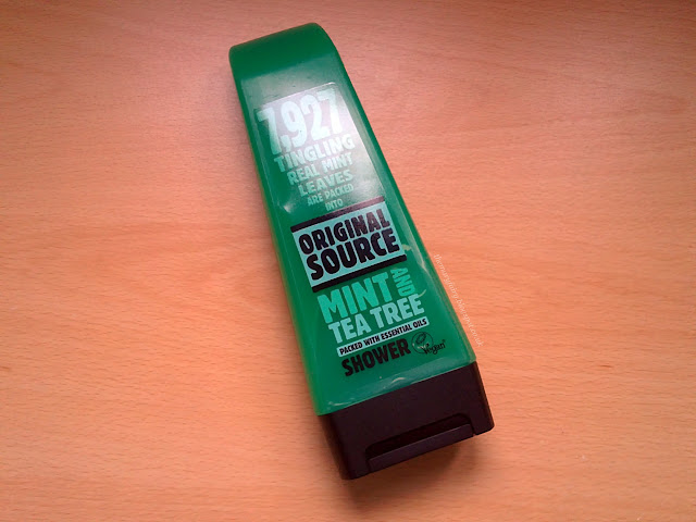 Original Source Mint &amp; Tea Tree Shower Gel