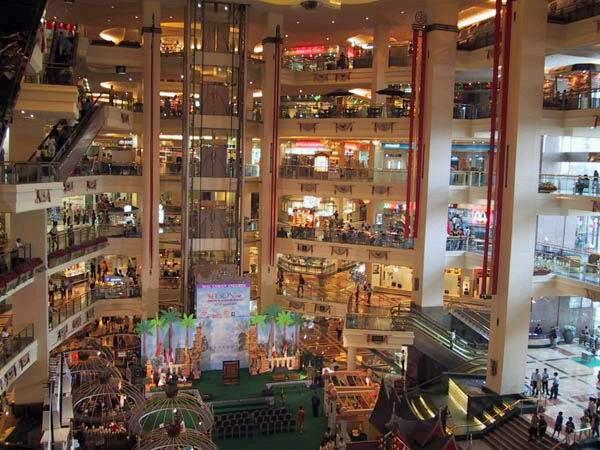 Daftar Mall Dan Pusat Perbelanjaan Di Jakarta