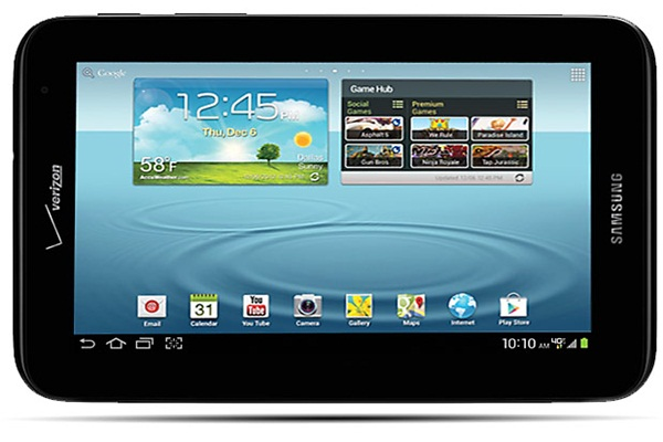 Samsung Galaxy Tab 2 7.0 User Guide