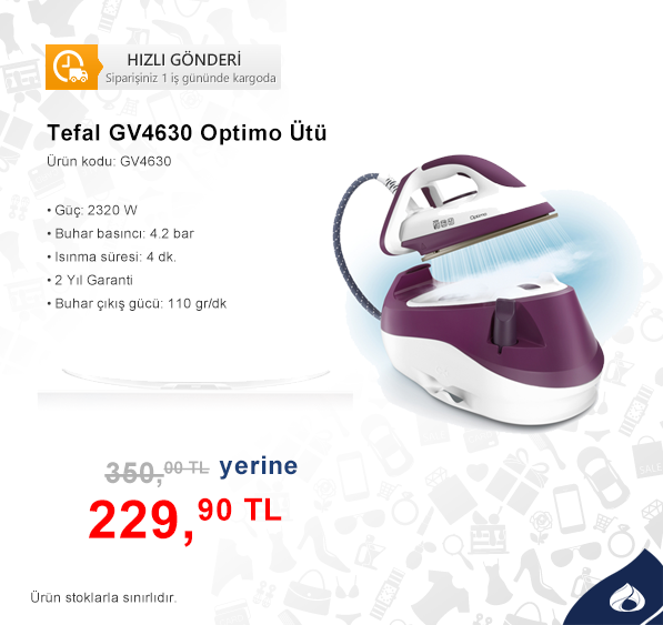 Tefal GV4630 Optimo