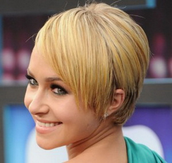Hairstyles For Short Hair Casual : ... Women Short Casual Hairstyles 2012 Pictures ~ Gallery Hairstyles 2012