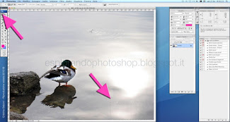 Come inserire automaticamente una firma Watermark in pi foto con Photoshop.