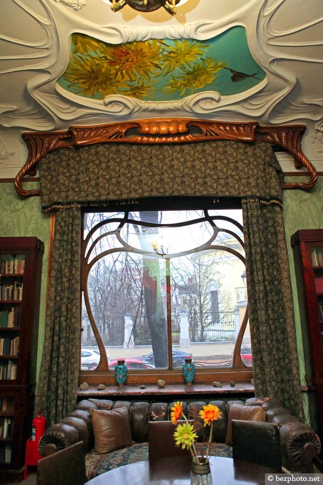 музей горького особняк рябушинского
