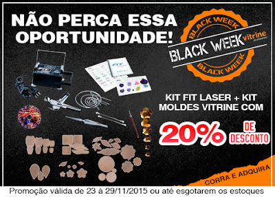Black Friday, repleta de descontos, é na Vitrine do Artesanato!
