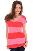 Tricou PUMA pentru femei MV STRIPE TEE (PUMA)