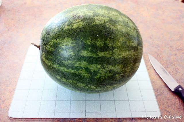 Melissa's Cuisine:  Watermelon: Tips and Tricks