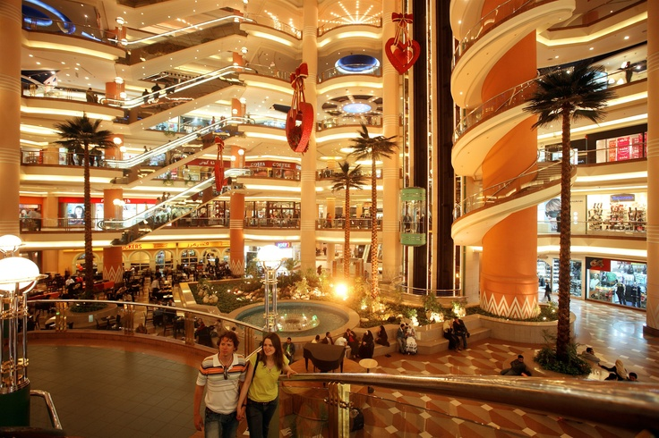Zulu news tv top 5 biggest malls in africa for Shopping in cairo