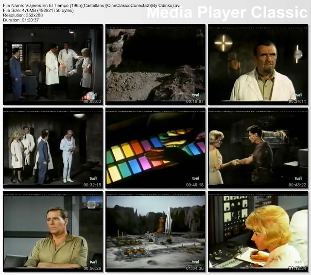 Viajeros en el tiempo 1965 | Capturas de pantalla