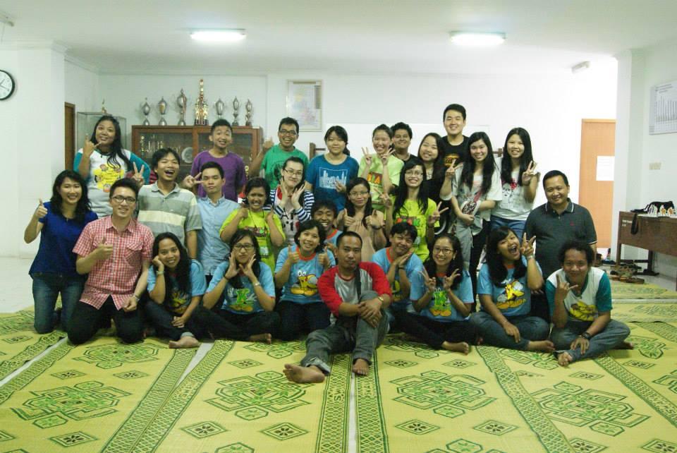 Bersama Pendamping BIAK Katedral Bandung 14 Mei 2015