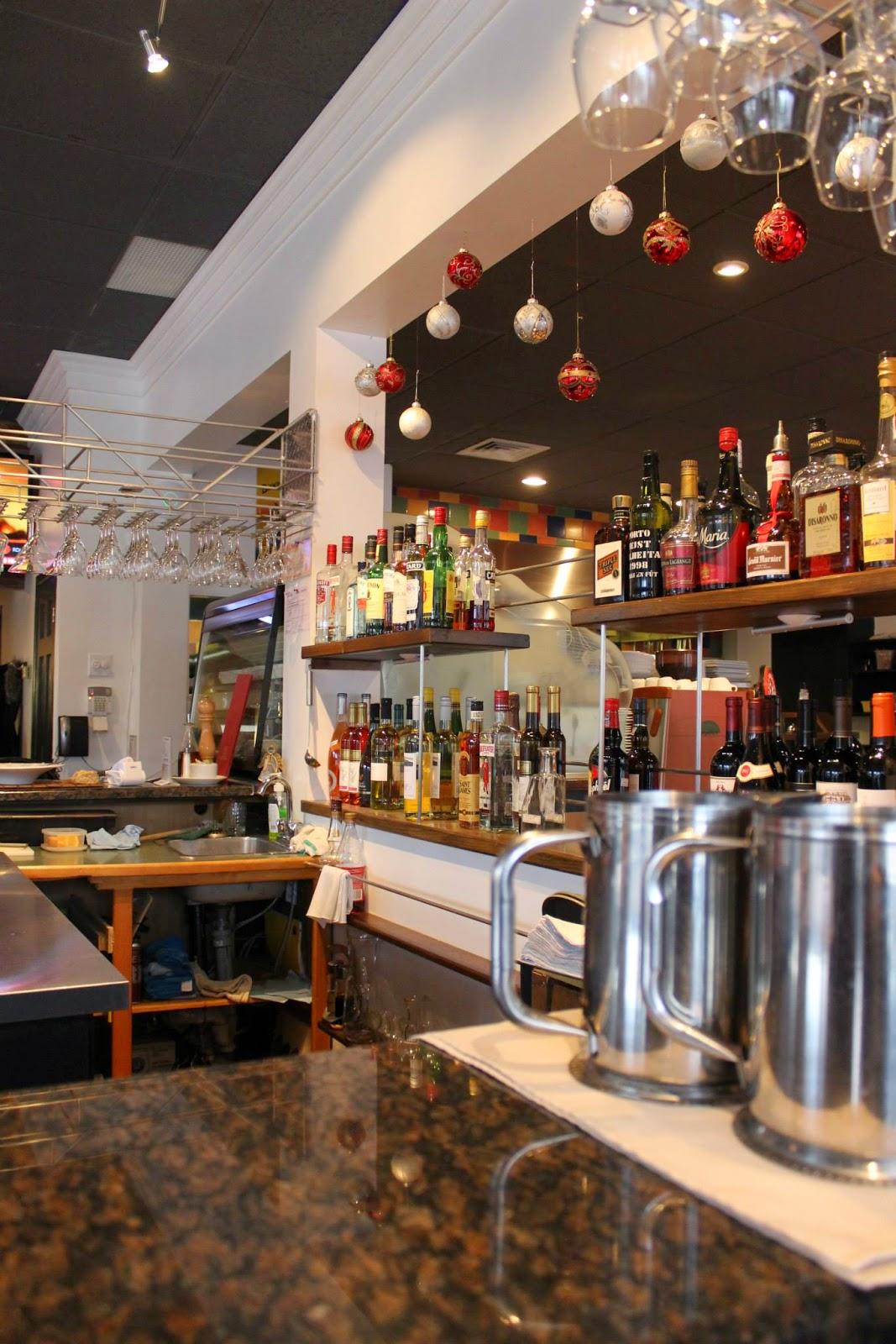 le FLAG bistro-pizz Flagrant Délice restaurant bar