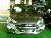 Hyundai Genesis Coupe Latest