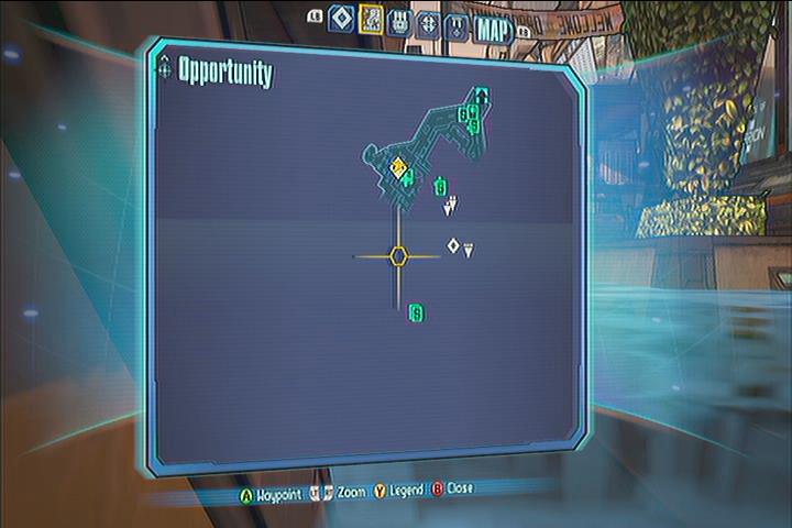 Opportunity Vault Symbols Borderlands 2