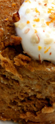 Phoenix Family Foodie Blog: Low-Fat Pumpkin Bread Pudding