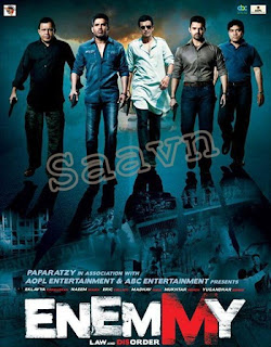 Enemmy (2013) Mp3 Songs Download : Mp3jats