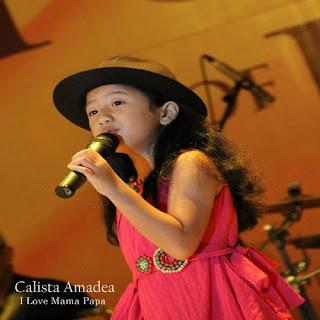Calista Amadea - I Love You Mama Papa ft Nugie