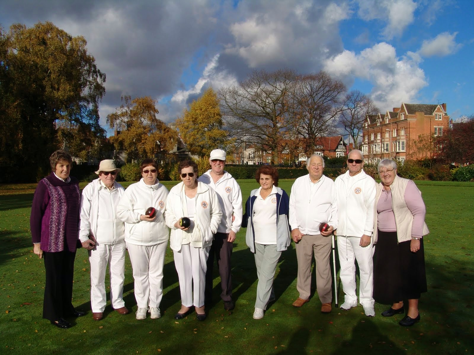 Leicester Visually Impaired Bowls Club
