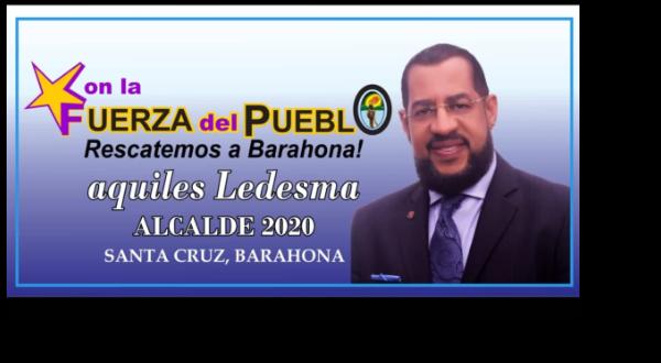 "Aquiles Ledesma ""ALCALDE"" Seguro 2020 - 2024"