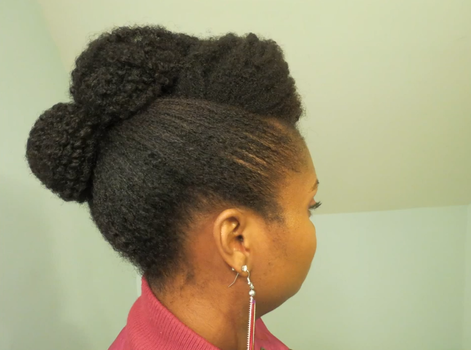 quick natural hairstyle quick natural hairstyle