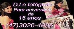DJ PARA ANIVERSARIOS DE 15 ANOS