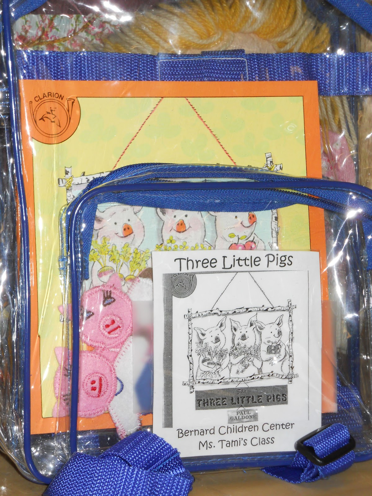learning and teaching with preschoolers take home book bags