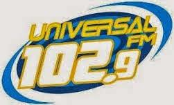ouvir a Rádio Universal FM 102,9 Rodeio Bonito RS