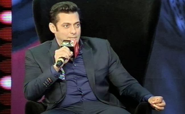Salman Khan at India Today ‪#‎Conclave14‬