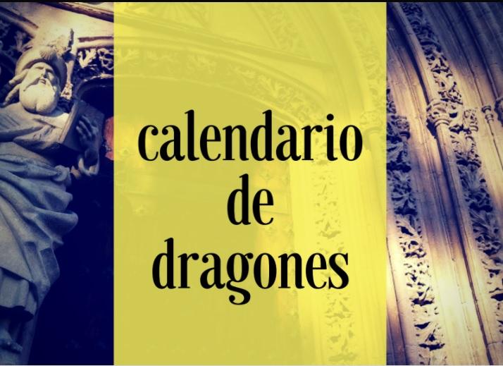 Consigue Gratis el Calendario de Dragones