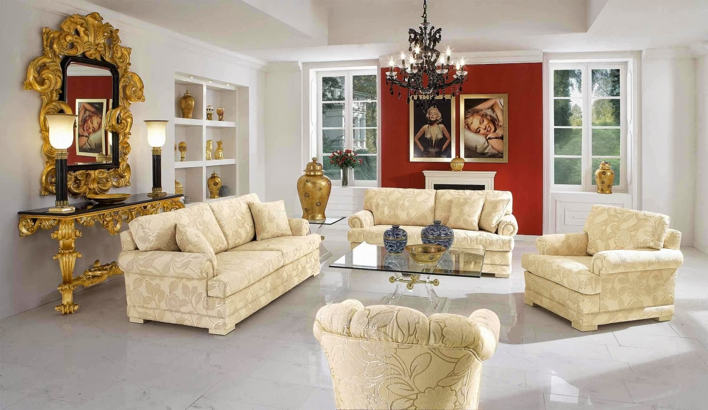 Most Beautiful Pretty Look Drawing Rooms Designs ideas 2014-2015 ...