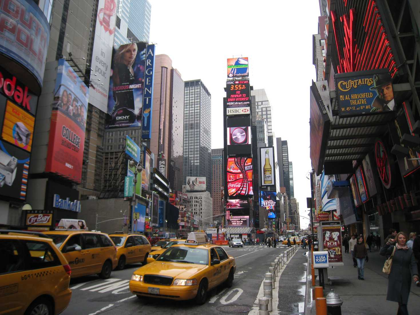 Top 10 places to visit in the us tourist destinations for Top places to visit nyc
