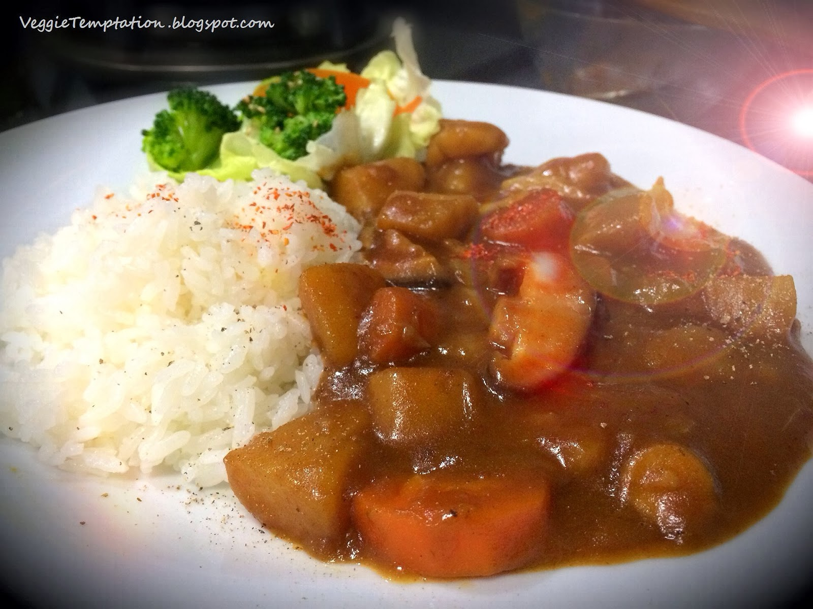 How To Make Japanese Curry Rice From Scratch Recipe — Dishmaps