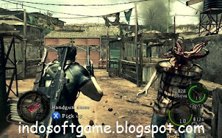Download Game Resident Evil 5 Full Version and Crack