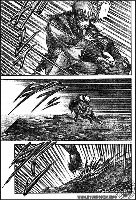 Chú Bé Rồng - Ryuuroden chap 214 - Trang 15