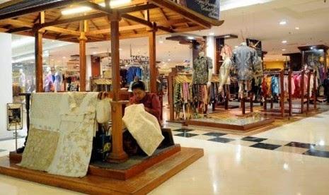 Pusat Grosir Pakaian Batik