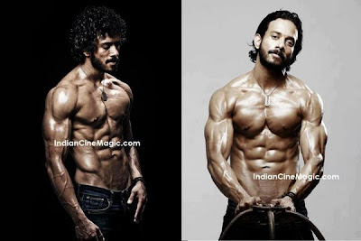 Bharath six pack photo