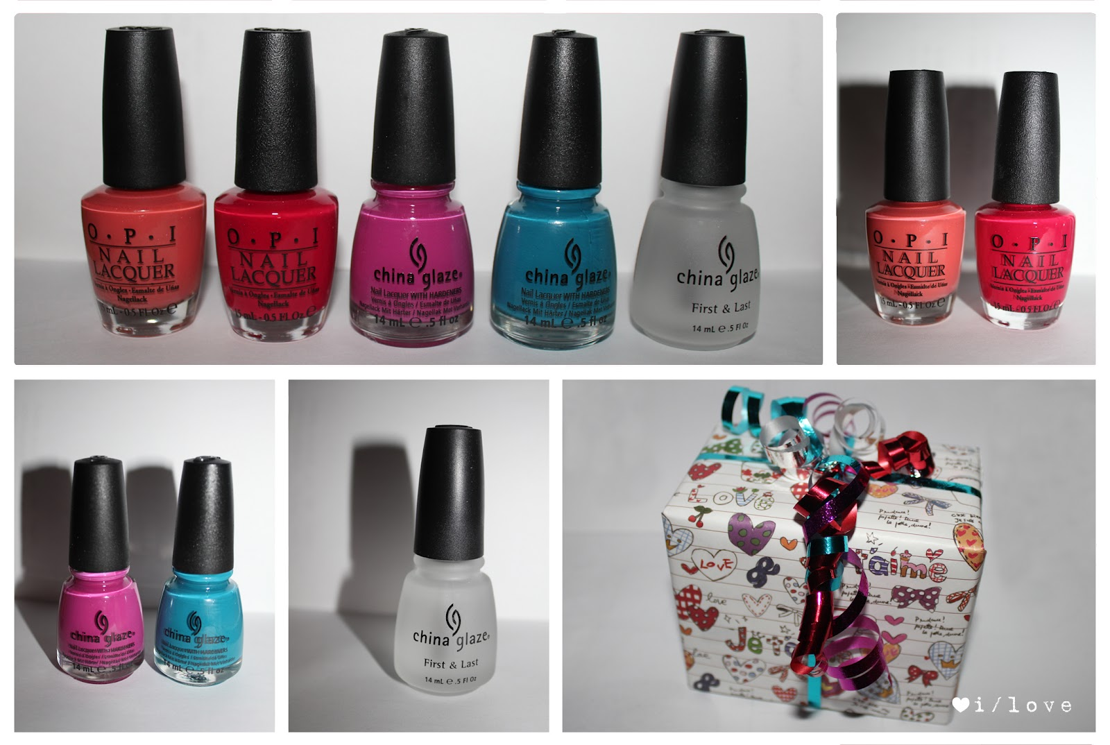 Oilove birthday gift nail polish also at secret nails i got a bottle of nail polish thinner for myself since the nail polish i have most of them are going bad solutioingenieria Choice Image