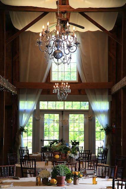 Bluemont Vineyard Wedding Details Photo