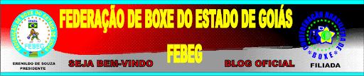 FEDERAÇÃO DE BOXE DO ESTADO DE GOIÁS