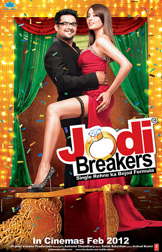 Bipasaha Basu JODI BREAKERS Poster1 - JODI BREAKERS Movie Poster - Hot Bipasaha Basu