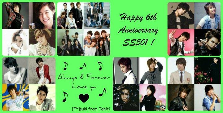 SS501 will comeback !!
