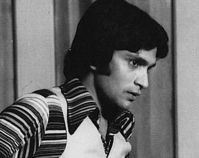 Young Photo of Moin Akhter